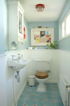 26 couleurs peinture salle de bain pleines d\'idées | Salle de bain ...