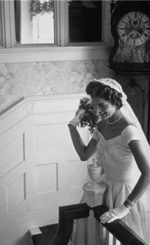 Jackie Kennedy - Mariage avec John F. Kennedy