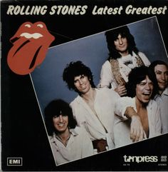 For Sale - Rolling Stones Latest Greatest Poland  vinyl LP album (LP record) - See this and 250,000 other rare & vintage vinyl records, singles, LPs & CDs at http://eil.com