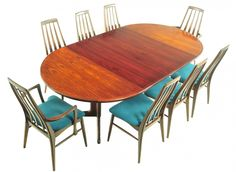 Dinner set from the sixties by unknown designer for unknown producer