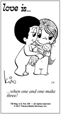 Love Is Cartoons by Kim kids | Love Kim Casali http://www.comicstripnation.com/love-is/love-is ...