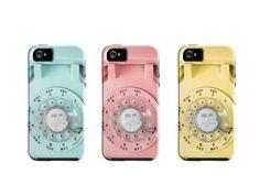Vintage Rotary Phone iPhone Case | Etsy