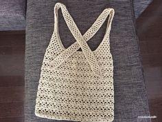 Twitterで予告していたバッグの編み図です^^持ち手を繋げずに編んだので、結び方で3Wayになります。↓短くちょうちょ結びにして手持ちバッグ↓少し持ち手を長めにしてちょうちょ結びにするとショルダータイプのバッグに…↓...