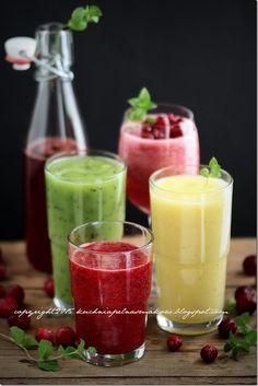 koktajle owocowe, owocowe smoothie  (7)