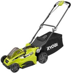 Ryobi 16 in. 40-Volt Lithium-ion Cordless Walk-Behind Lawn Mower - Battery and Charger Not Included RY40104A at The Home Depot - Mobile