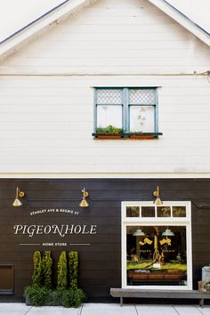 PIGEONHOLE HOME STORE