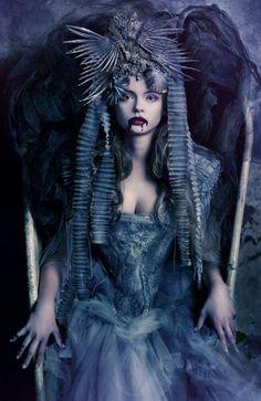Costume design Katarzyna Konieczka Photography Katarzyna Widmanska
