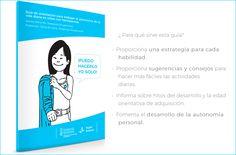 Acceso gratuito. ¡Puedo hacerlo yo solo! : guía de orientación para trabajar la autonomía de la vida diaria en niños con hemiparesia Ecards, Memes, E Cards, Meme