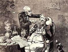Image result for 18th century medicine