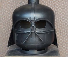 Hello and welcome to my Instructable.Today I'm going to show you how to make a wood burning stove inspired by Star Wars villain Darth Vader. At least I'll show you how I made one, and I hope you can be inspired to make one for yourself.I'm not the first to create an instructable featuring a Darth Vader stove. I have been inspired by jasewauk with his Darth Vader Log Burner, and doddieszoomer with his vader gas bottle log burner. Both great projects which I recommend you have a lo...