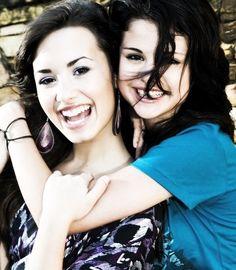 Demi and selena! :)