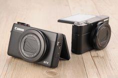 Canon PowerShot G7X & Sony CyberShot RX100 iii