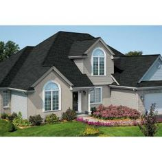 Best Tamko Rustic Black Shingles Rent House Renovation Roof Colors Roof Ceiling Tamko Shingles 640 x 480