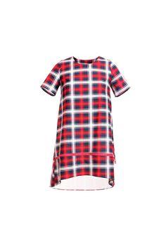 sukienka z zamkiem 2in1 z bluzką w NG - Natalia Gorzołka  na DaWanda.com