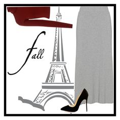"""""""Paris"""" by holliedtv2 ❤ liked on Polyvore featuring A.L.C."""