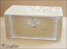 Meresanth Krafts: Pudełko na mechanizmy / Gear box