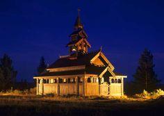 Fjell  kirke, CHURCH Norway