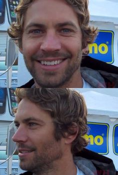 Paul close up and curly hair Caleb Walker, Actor Paul Walker, Paul Walker Movies, Rip Paul Walker, Paul Walker Pictures, Sweet Paul, Michael Ealy, Timothy Olyphant, Dad Baby