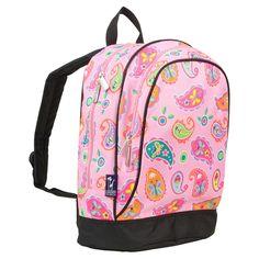 Wildkin Olive Kids Paisley Sidekick Backpack - Kids. Toddler  BackpackPreschool ... a03aa704f178e