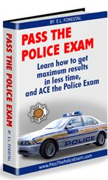 Police Exam Guide – How To Pass The Police Test