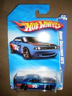 2010 Hot Wheels Walmart Exclusive HW Performance Dodge Challenger SRT8 Blue #100/240 by HOT WHEELS. $9.99. HOT WHEELS HW PERFORMANCE SERIES. DIE CAST