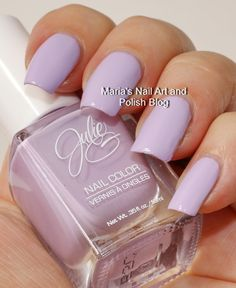 Marias Nail Art and Polish Blog: Julie G swatches: Cabana Boy, Fairytale and Gelato in Venice