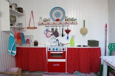 playhouse kitchen...#Repin By:Pinterest++ for iPad#