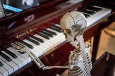 That dude has been playing that piano for a LONG time.