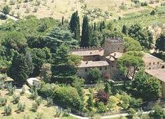 Catello Il Palagio in San Casciano Val di Pesa - Florence  http://www.castelloilpalagio.eu/   #Italy #Italië