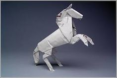 Resultado de imagen para como hacer figuras en origami