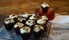 Recept voor Mini stroopwafelcakejes met mascarpone topping van Danna - Koopmans.com
