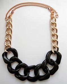 Vogue Rose Gold Convertible Necklace - JewelMint
