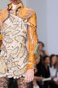 Maison Martin Margiela at Couture Fall 2012 - StyleBistro