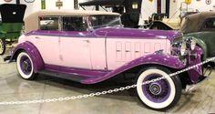1932 Nash Convertible