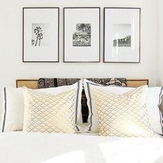 30 trendy bedroom art above bed pictures headboards Bedroom Wall Decor Above Bed, Bed Wall, Bedroom Decor, Above Headboard Decor, Headboard Ideas, Bedroom Ideas, Bedroom Picture Walls, Decor Over Bed, Picture Headboard