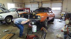 Rebuilding 1974 401 amc Javelin