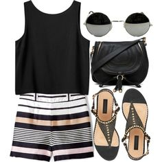 """""""Spacing"""" by martinavg on Polyvore"""
