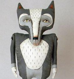 A bit spooky, but in a good way. Fantastic Mr. Fox-ish.