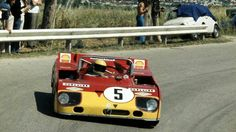 1972 Alfa Romeo 33T/3 Targa Florio