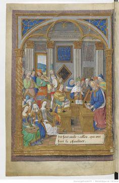 Bréviaire de René II de Lorraine, dit Bréviaire du roi René | Gallica
