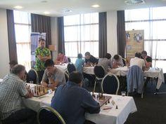 Casa do Xadrez de Alpiarça: 1ª Divisão: Pedro Mendes x Pedro Vinagre