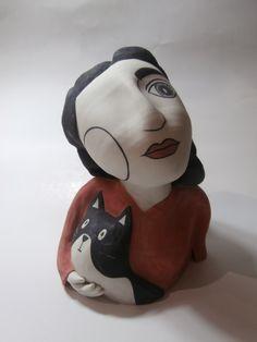 """Aurélie Sellin"" workshop (France). 2017 Argilla. Aubagne. France. International pottery fair. Porcelain. Sculpture"
