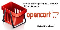 How to enable pretty SEO friendly URL for Opencart