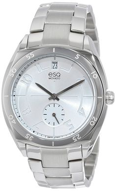 ESQ Movado Women's 07101400 esq ORIGIN Stainless Steel Watch >>> Click image to review more details.