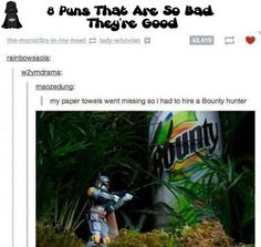 8 Puns That Are So Bad, They r Good