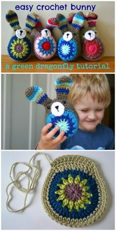 I have prepared a list of 40 free crochet bunny patterns that will enhance your inner skills and you will be able to make your own amigurumi.