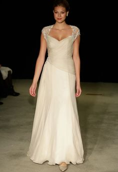 Fall 2014 Bridal Market: Anne Barge Wedding Dresses