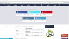 Save More And Gain More With SocialExo. If you are fed up of spending so much money every month on sproutsocial & other similar applications then wait is over. With our application you can start your own Social Media Management Portal. Social Media Management Software, Social Media Marketing, Line Web, Wishes For You, Ads, Dashboards, Platforms, Portal, Super Easy