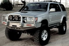 "I found ""The One"", 2001 Sport Ed. TRD SC'd - Page 11 - Toyota 4Runner Forum - Largest 4Runner Forum"