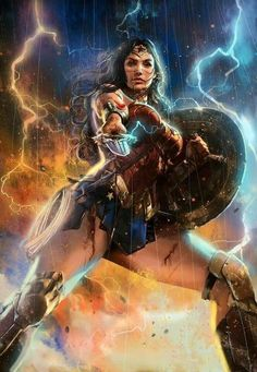 -❤️- Wonder Woman -❤️-